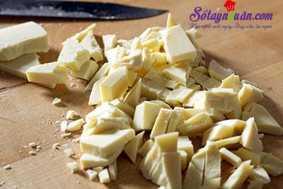 Hướng dẫn làm matcha truffle siêu hấp dẫn 3