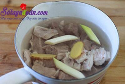 Hướng dẫn món mì thịt bò hầm chiêu đãi cả nhà ngày se lạnh 2