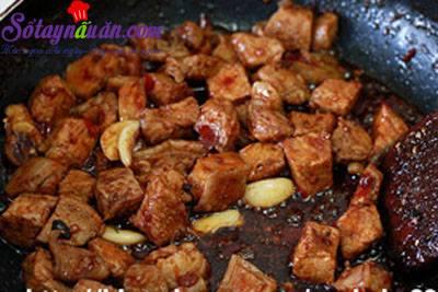 Hướng dẫn món mì thịt bò hầm chiêu đãi cả nhà ngày se lạnh 5