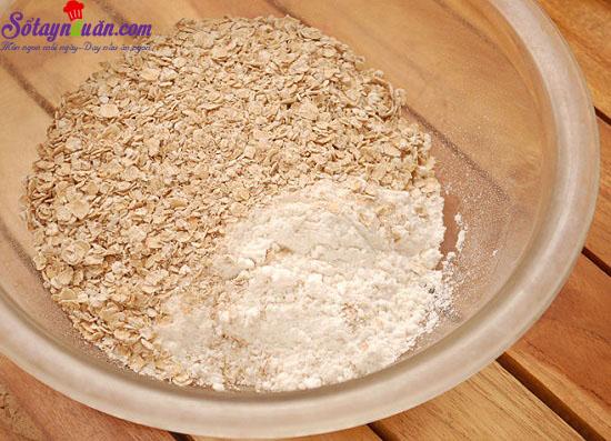 Cách làm bánh protein cho người hoạt động cả ngày 3