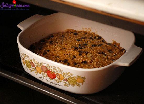 Cách làm bánh protein cho người hoạt động cả ngày 5