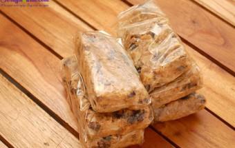 đồ ăn cho bé, Cách làm bánh protein cho người hoạt động cả ngày 6