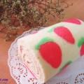 làm bánh dẻo, hướng dẫn làm bánh bông lan cuộn màu sắc 11