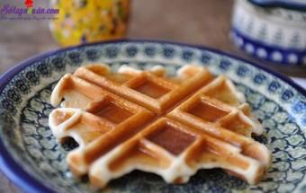 Nấu ăn món ngon mỗi ngày với Bột nở, cách làm bánh trứng sữa 5
