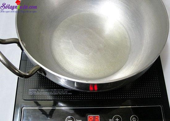 hướng dẫn làm món khoai tay cay 2
