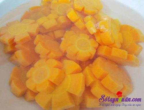 Cách làm mứt cà rốt siêu ngon đãi khách ngày Tết 1