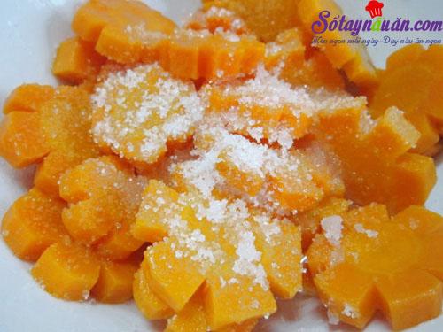 Cách làm mứt cà rốt siêu ngon đãi khách ngày Tết 3