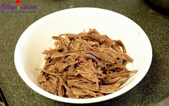 thịt bò nấu kiểu hàn 6