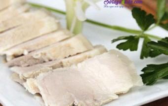 Nấu ăn món ngon mỗi ngày với Thịt ba chỉ, Cách làm thịt ba chỉ ngâm giấm ngon đến miếng cuối cùng kết quả
