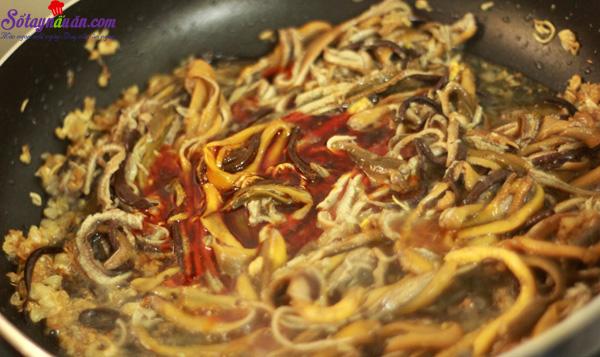 cách nấu cháo lươn 4