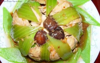 Nấu ăn món ngon mỗi ngày với Bột năng, Công thức cho món gà hấp cải bẹ xanh ngon đúng điệu kết quả