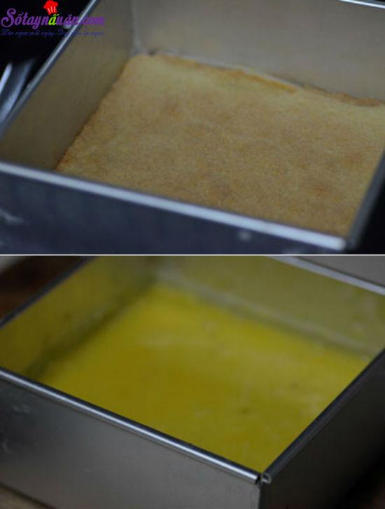 cách làm bánh chanh lạ mà ngon 7