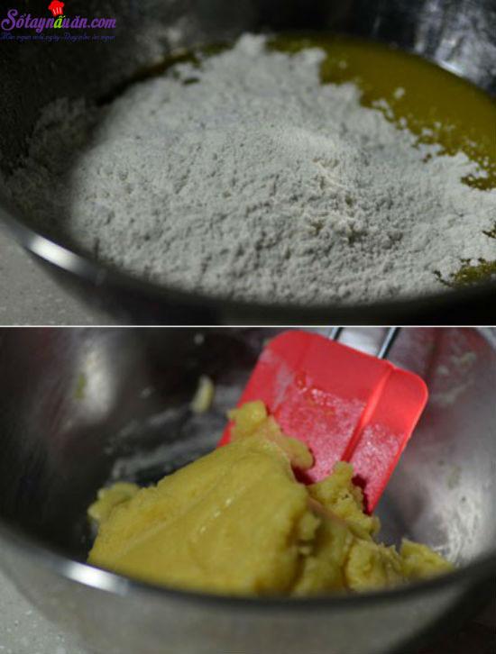 cách làm bánh chanh lạ mà ngon 2