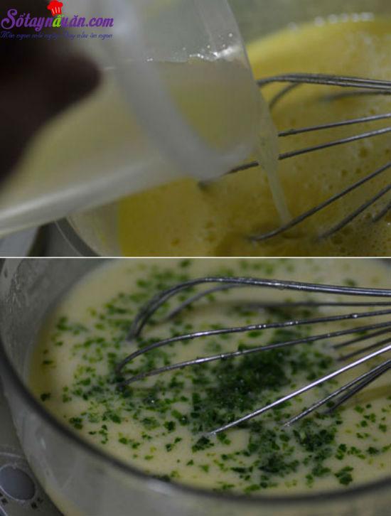cách làm bánh chanh lạ mà ngon 6