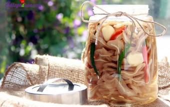 Món ăn ngon ngày Tết, Hướng dẫn làm tai heo ngâm chua ngọt cực ngon cực dễ kết quả
