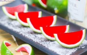 Nấu ăn món ngon mỗi ngày với Bột gelatin, hướng dẫn làm thạch dưa hấu 10