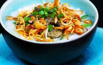 Nấu ăn món ngon mỗi ngày với Gạo tẻ, cách nấu cháo ngao 5