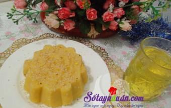 Nấu ăn món ngon mỗi ngày với 1 chút muối, Cách làm chè kho ngon cúng tất niên, giao thừa 8
