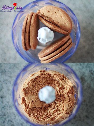 Cách làm cheesecake thạch trái tim tặng người thương 3