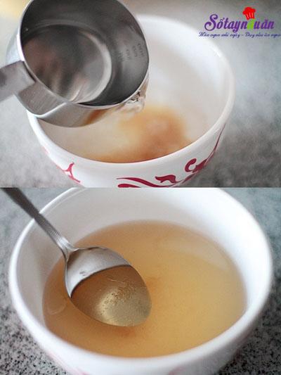 Cách làm cheesecake thạch trái tim tặng người thương 6