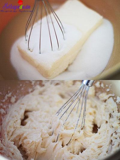 Cách làm cheesecake thạch trái tim tặng người thương 7