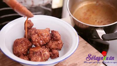 Cách làm gà rán phong cách Hàn quốc nhiều người mê 11
