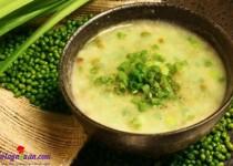 Cách nấu cháo vịt đậu xanh thơm ngon bổ dưỡng