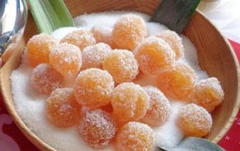 Nấu ăn món ngon mỗi ngày với Chanh, Hướng dẫn làm mứt dứa ai cũng khen ngon 5