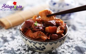 cách nấu món kho, Hướng dẫn làm thịt kho măng tre cực ngon cực dễ kết quả