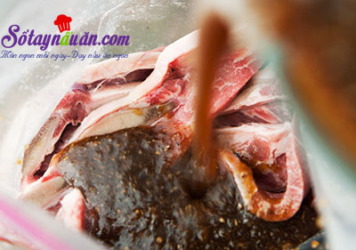 Bí quyết ướp sườn nướng Hàn Quốc ngon ngất ngây 5
