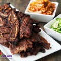 cánh gà nướng kiểu hàn quốc. hướng dẫn cách làm cánh gà nướng, Bí quyết ướp sườn nướng Hàn Quốc ngon ngất ngây kết quả