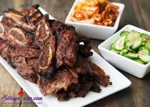 Bí quyết ướp sườn nướng Hàn Quốc ngon ngất ngây