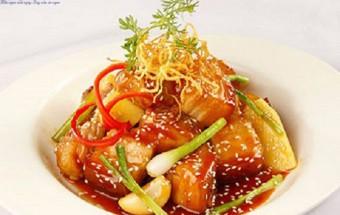 Nấu ăn món ngon mỗi ngày với Nước dừa tươi, thịt ba chỉ kho vừng 4