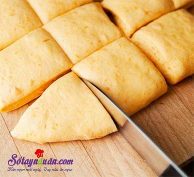 Cách làm bánh khoai lang nướng ngon bá cháy 4