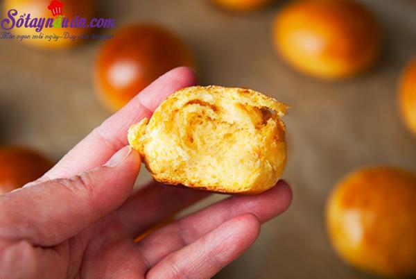 Cách làm bánh khoai lang nướng ngon bá cháykết quả