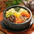 cách làm kimbap, cách làm cơm trộn Hàn Quốc 9