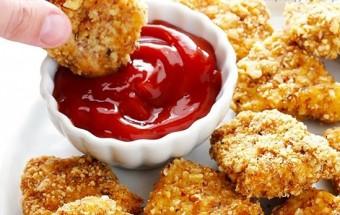 Nấu ăn món ngon mỗi ngày với Hạt tiêu, gà nướng phủ hạnh nhân 4