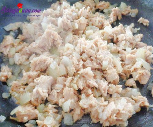 Cách làm khoai tây bọc cá ngừ chiên giòn siêu hấp dẫn 1