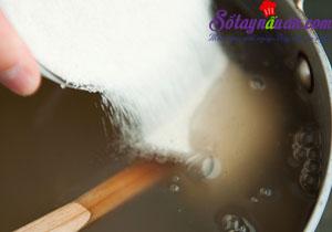 Cách làm thạch hạnh nhân trộn hoa quả ngon mê mẩn 1