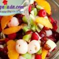 cách làm bánh tai heo, Cách làm thạch hạnh nhân trộn hoa quả ngon mê mẩn 4