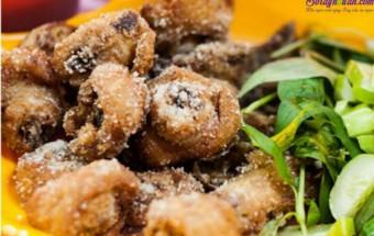 Nấu ăn món ngon mỗi ngày với Gạo tẻ, cách làm thịt gà rang muối 10