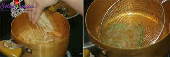 cách làm thịt gà rang muối 7