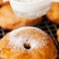 bánh bao nhân trà xanh, Công thức cho món bánh táo donut ngon mê ly kết quả