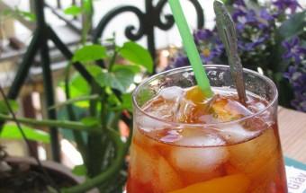 món ăn vỉa hè, Công thức pha trà đào ngon chuẩn vị Sài Gòn kết quả