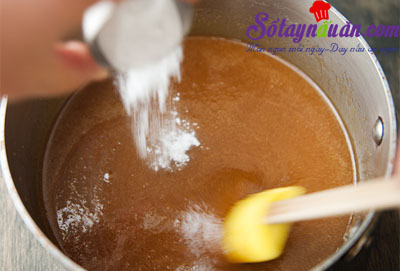 Bắp rang bơ caramel tự làm cực dễ cực ngon 3