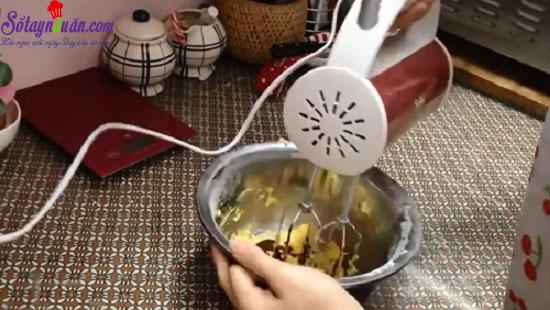 cách làm bánh papparoti 10