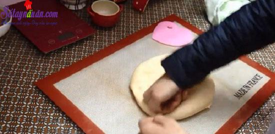 cách làm bánh papparoti 11