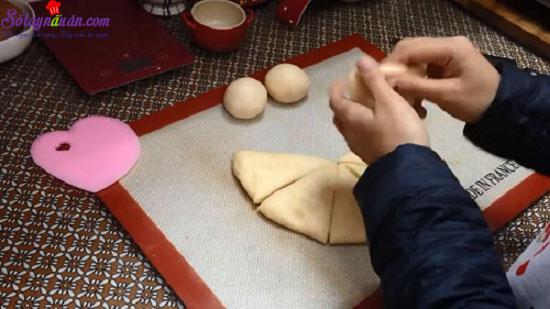 cách làm bánh papparoti 12