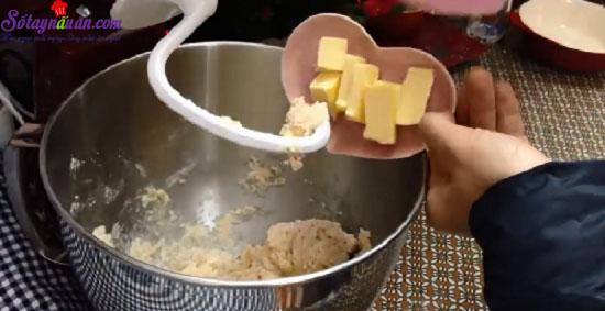 cách làm bánh papparoti 3