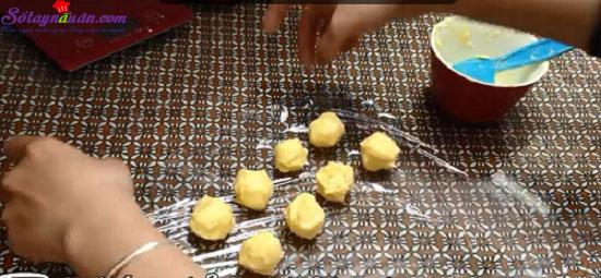 cách làm bánh papparoti 7